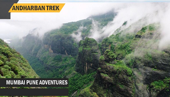 Andharban Day Trek-Mumbai Pune Adventures-17th June 2018