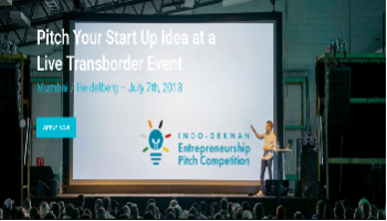 Indo-German Entrepreneurship Pitch Competition