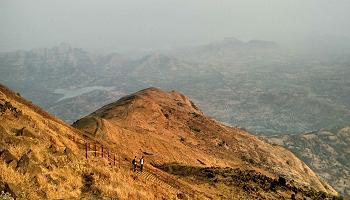 Trek to Kalsubai Peak Highest Peak of Maharashtra on 30th 1st July 2018