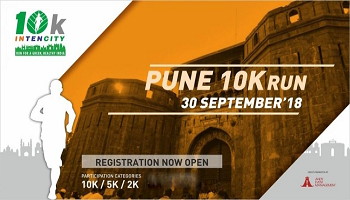 PUNE 10K INTENCITY RUN