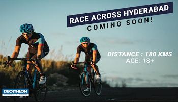 RACES ACROSS HYDERABAD 2018
