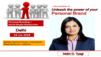Personal Branding and Soial Media Marketing Workshop