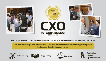 CxO Networking Meet Bangalore