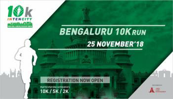 BANGALURU 10K INTENCITY RUN