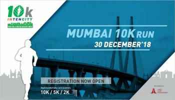 MUMBAI 10K INTENCITY RUN