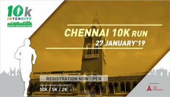 CHENNAI 10K INTENCITY RUN