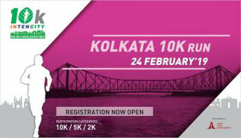KOLKATA 10K INTENCITY RUN