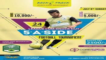 Back 2 Track 5 vs 5 Football Championship