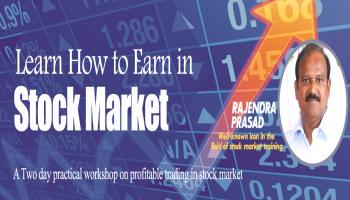 PRACTICAL  TRAINING  IN STOCK MARKET