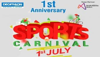Sports Carnival -Anniversary Run 5K and 10K