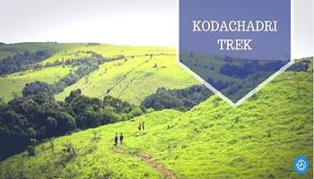 Kodachadri trek - monsoon