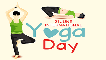 Join us on the International Yoga Day