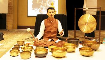 Naad Yoga with Mass Sound Healing By Rivesh Vade