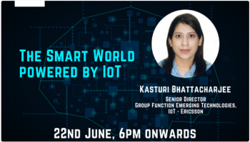The Smart World Powered by IoT