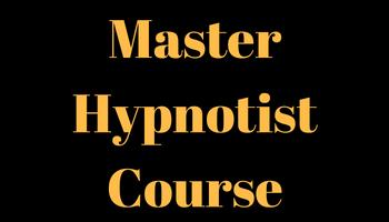 Master Hypnotist Course