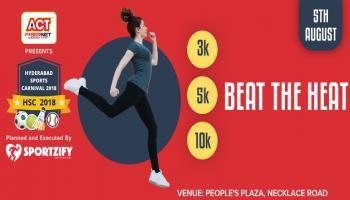 Beat The Heat - HSC18