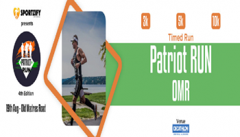 Patriot Run OMR - 4th Edition