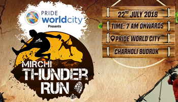 Mirchi Thunder Run
