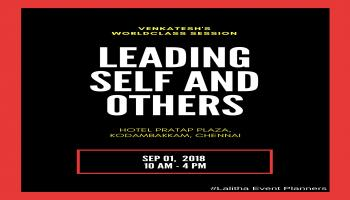 Leading Self and Others - Chennai