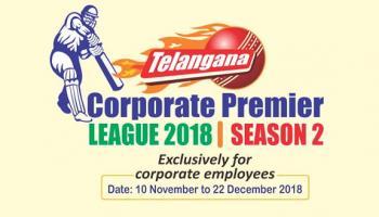 Telangana Corporate Premier League 2018 Season 2