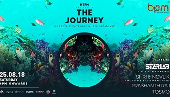 The Journey - A Live and Electronic Music Showcase