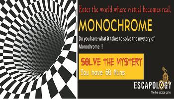 Escapology - The Live Escape Games (Monochrome)
