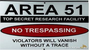 Escapology - The Live Escape Games (Area 51)