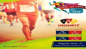 Ironfit 10K Virar - 2nd Edition