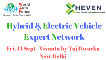 2nd HEVEN Hybrid and Electric Vehicles Expert Network by World Auto Forum