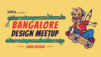 Bangalore Dribbble Meetup - Third Edition