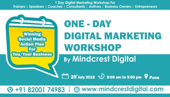 LIVE ONE DAY DIGITAL MARKETING WORKSHOP