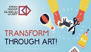 Saturday Workshops for Kids at KNMA Saket, Delhi
