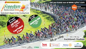 Freedom Ride 10th Edition - Signature/ relay ride