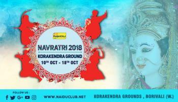 Naidu Club Navratri 2018