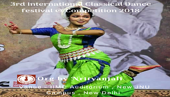 3rd International Classical Dance Festival 2018