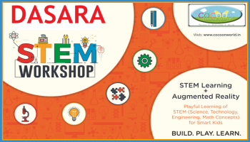DASARA STEAM Workshop 2018