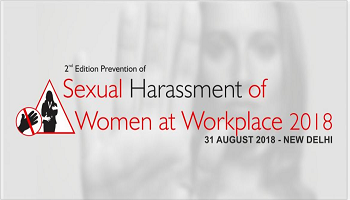 2nd Prevention of Sexual Harassment of Women at Workplace 2018