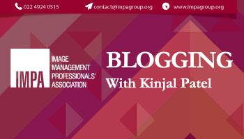 Blogging with Kinjal Patel