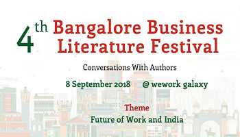 4th Bangalore Business Literature Festival