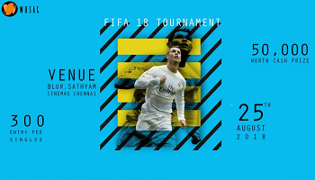 Wosag FIFA 18 Tournament