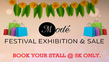 Mode Festival Exhibition and Sale