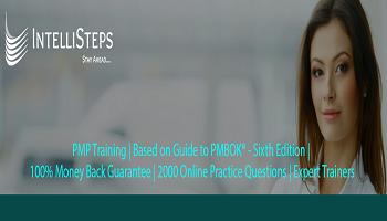 PMP Certification Training in Delhi | IntelliSteps
