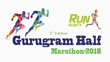 2nd Edition Gurugram Half Marathon 2018  Run For Unity