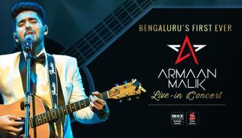 Armaan Malik  Live In Concert 2018