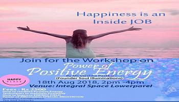 Workshop on Power of Positivity