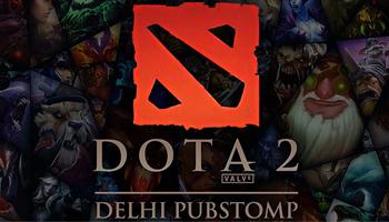 Dota 2 Delhi Pubstomp