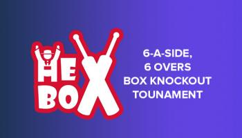 HE BOX Cricket Tournament