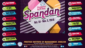 Spandan 2k18