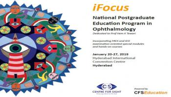 iFocus 2019 - National Postgraduate Education Program in Ophthalmology