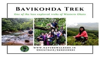 Bavikonda Trek-Kudremukh (24-26th Aug)